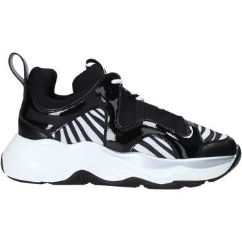 Sko Dame Lave sneakers Café Noir XV942 Sort
