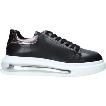 Sko Dame Lave sneakers Café Noir XV941 Sort