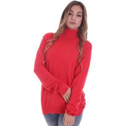 textil Dame Pullovere Gaudi 021BD53026 Rød