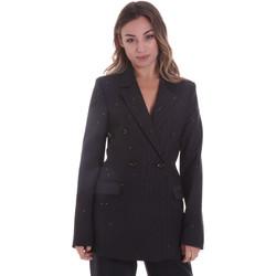 textil Dame Jakker / Blazere Gaudi 021FD35022 Sort