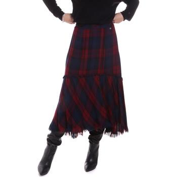 textil Dame Nederdele Gaudi 021BD75006 Blå