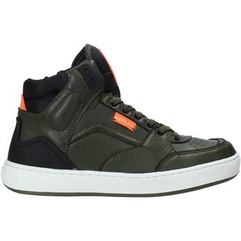 Sko Børn Høje sneakers Replay GBZ19 003 C0021S Grøn