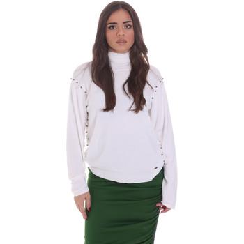 textil Dame Pullovere Gaudi 021BD53026 hvid