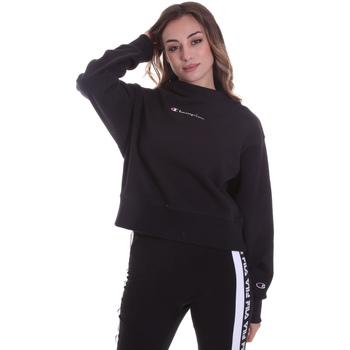 textil Dame Sweatshirts Champion 113189 Sort