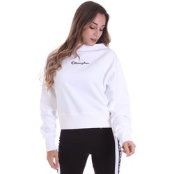 textil Dame Sweatshirts Champion 113189 hvid