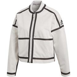textil Dame Sportsjakker adidas Originals CF1465 hvid