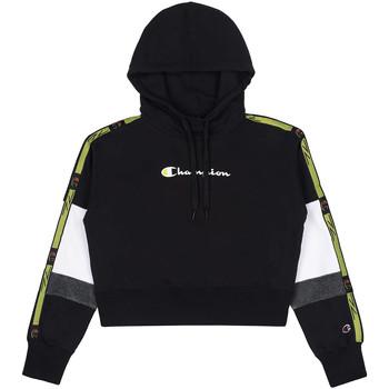 textil Dame Sweatshirts Champion 113338 Sort