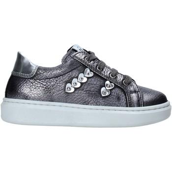 Sko Børn Lave sneakers Nero Giardini I021541F Sølv