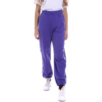 textil Dame Træningsbukser Champion 113342 Violet