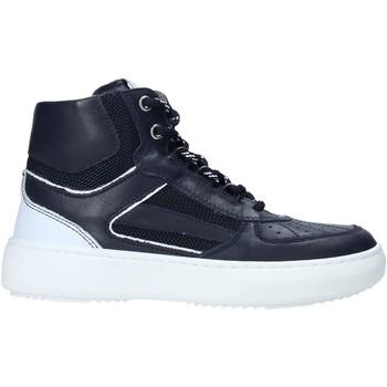 Sko Børn Høje sneakers Nero Giardini I033901M Blå