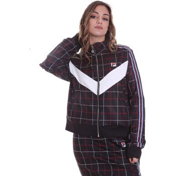 textil Dame Sportsjakker Fila 687850 Sort