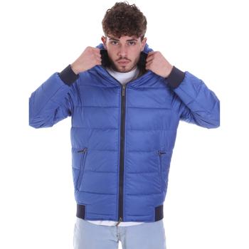 textil Herre Dynejakker Gaudi 021GU35007 Blå