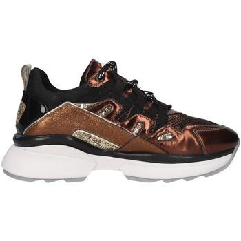 Sko Dame Lave sneakers NeroGiardini I013702D Sort