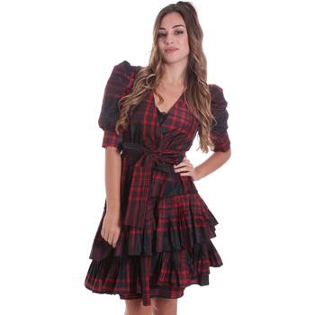 textil Dame Korte kjoler Liu Jo WF0303 T4587 Rød