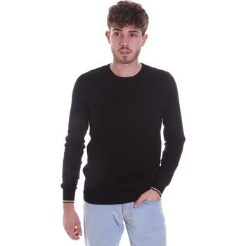 textil Herre Pullovere Gaudi 021GU53001 Sort