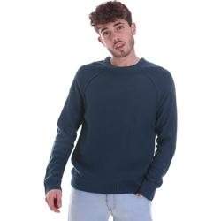 textil Herre Pullovere Gaudi 021GU53041 Blå