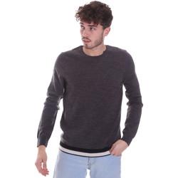 textil Herre Pullovere Gaudi 021GU53022 Grå