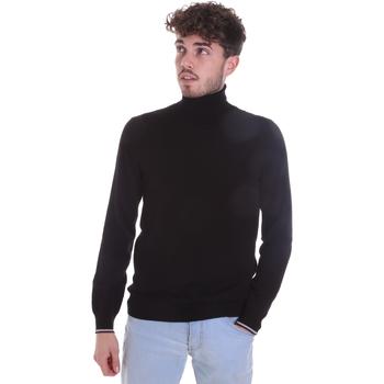 textil Herre Pullovere Gaudi 021GU53003 Sort