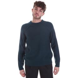 textil Herre Pullovere Gaudi 021GU53041 Grøn