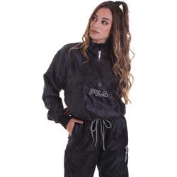 textil Dame Sweatshirts Fila 682874 Sort
