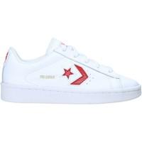 Sko Børn Lave sneakers Converse 368404C hvid