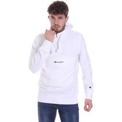 textil Herre Sweatshirts Champion 214722 hvid