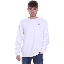 textil Herre Sweatshirts Fila 687457 hvid