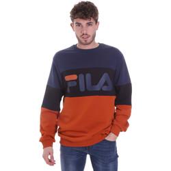 textil Herre Sweatshirts Fila 681255 Blå