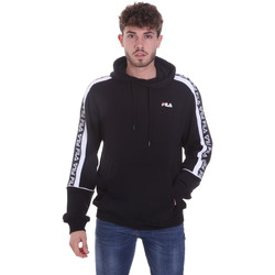 textil Herre Sweatshirts Fila 688815 Sort