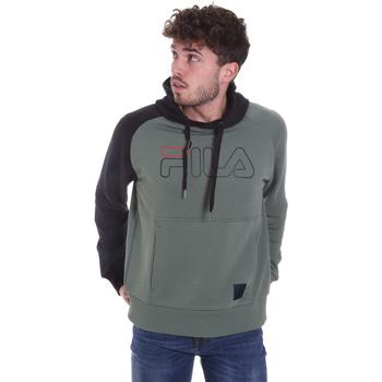 textil Herre Sweatshirts Fila 683185 Grøn