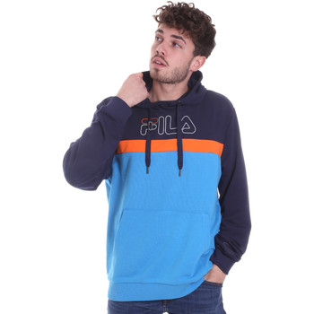 textil Herre Sweatshirts Fila 683181 Blå
