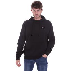 textil Herre Sweatshirts Fila 687458 Sort