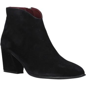 Sko Dame Høje støvletter Bueno Shoes 20WR5102 Sort