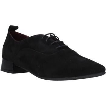 Sko Dame Snøresko Bueno Shoes 20WR3003 Sort