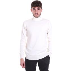 textil Herre Pullovere Sseinse MI1620SS hvid