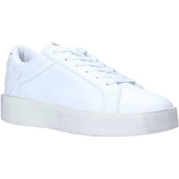Sko Dame Lave sneakers Shop Art SA030060 hvid