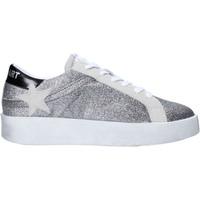 Sko Dame Lave sneakers Shop Art SA030064 Sølv
