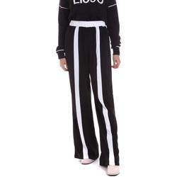 textil Dame Bukser Liu Jo TF0134 T8423 Sort