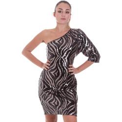 textil Dame Korte kjoler Liu Jo WF0228 J4033 Sort