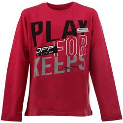 textil Børn Langærmede T-shirts Losan 023-1627AL Rød