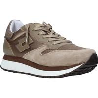 Sko Dame Lave sneakers Lotto 215084 Beige