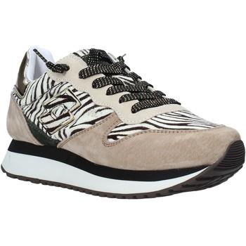 Sko Dame Lave sneakers Lotto 215089 Beige