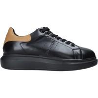 Sko Herre Lave sneakers Docksteps DSM104105 Sort