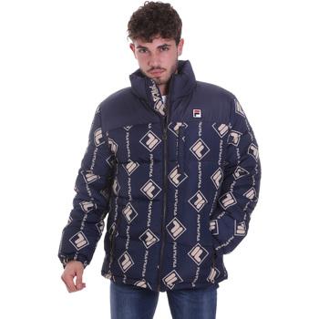 textil Herre Dynejakker Fila 687882 Blå