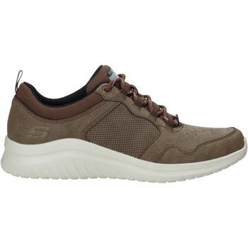 Sko Herre Lave sneakers Skechers 52779 Brun