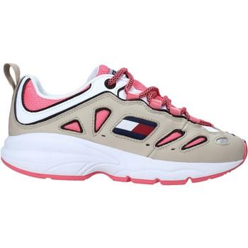 Sko Dame Lave sneakers Tommy Hilfiger EN0EN00935 hvid