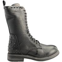 Sko Dame Støvler Bueno Shoes 9M1702 Sort