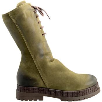 Sko Dame Støvler Bueno Shoes 20WM3006 Grøn