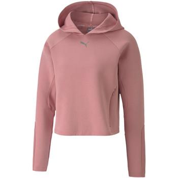 textil Dame Sweatshirts Puma 583531 Lyserød