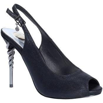 Sko Dame Højhælede sko Osey SA0554 Sort